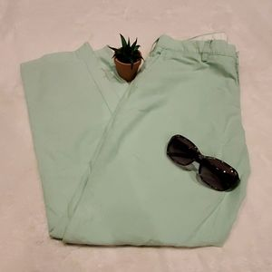 Polo by Ralph Lauren Seafoam Green Linen Pants